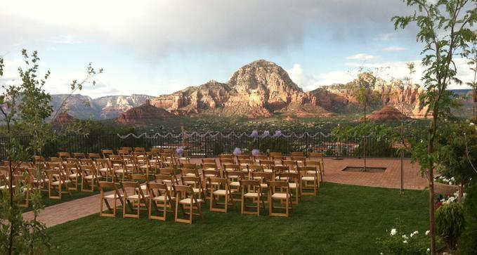 Sedona Wedding Location Sky Ranch Lodge