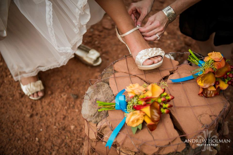 Sedona Outdoor Wedding