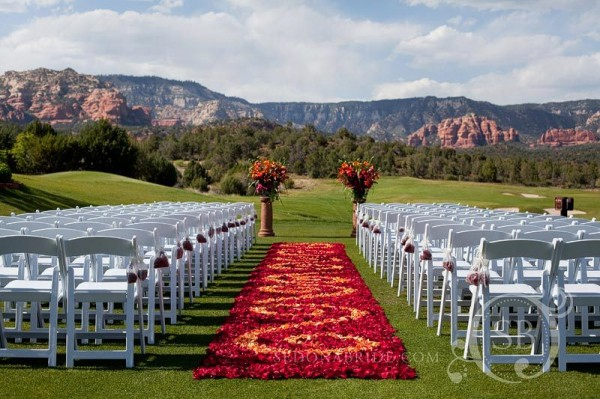 Sedona Wedding Venues: Seven Canyons Golf Club