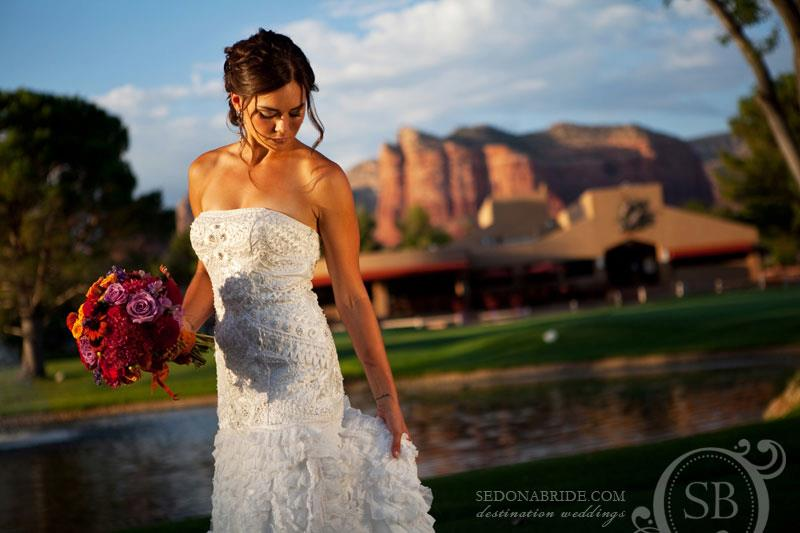 Sedona Wedding Location: Oak Creek Country Club