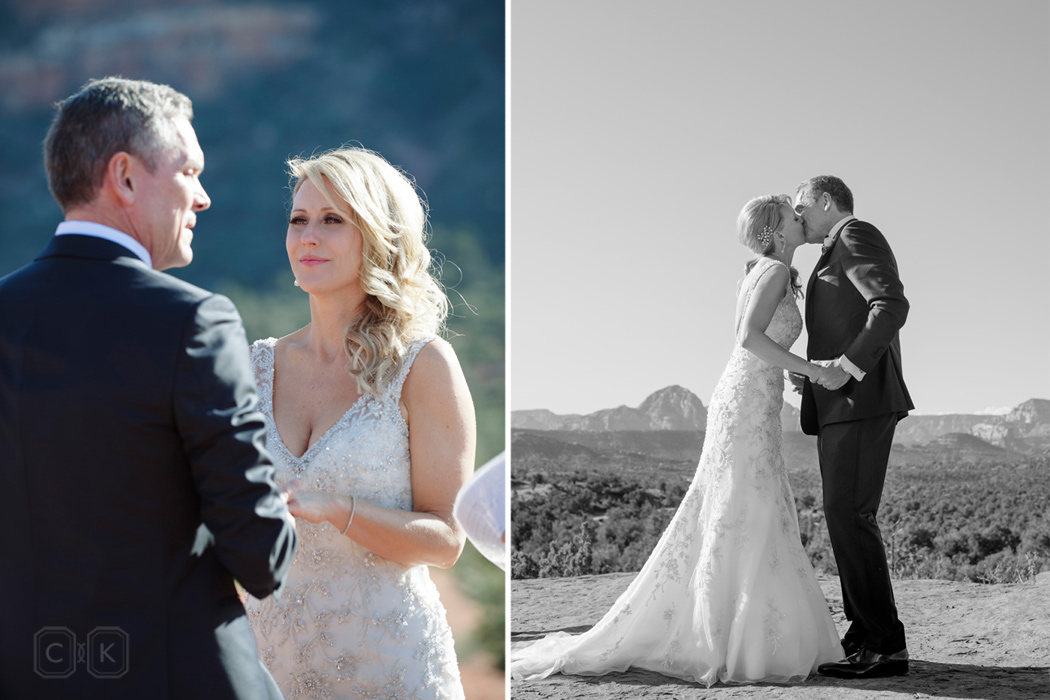 sedona wedding ceremony