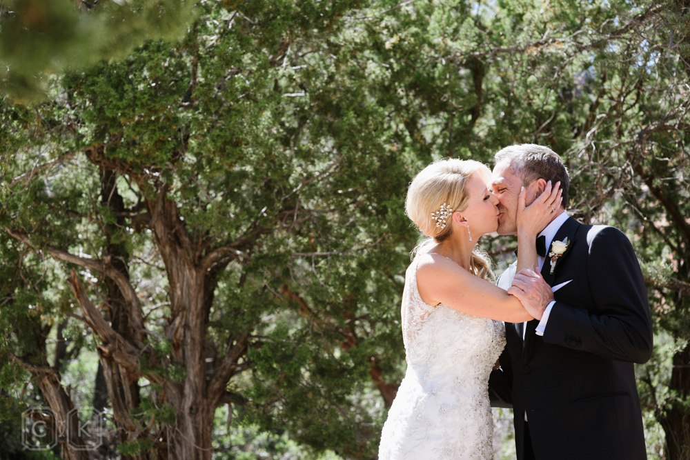 Enchantment resort wedding