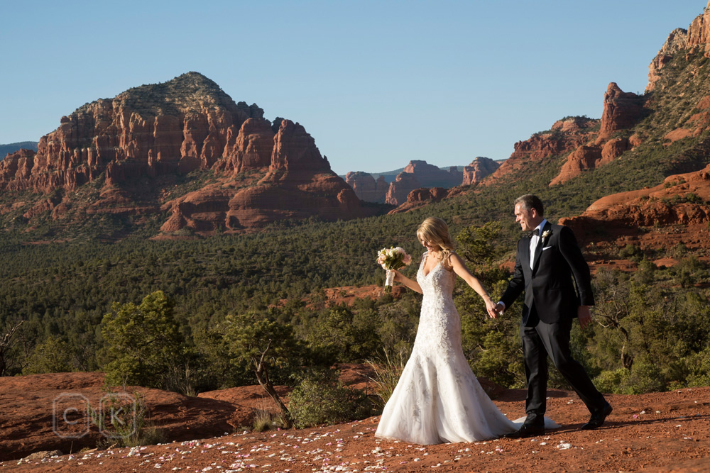 Bell Rock Wedding Sedona