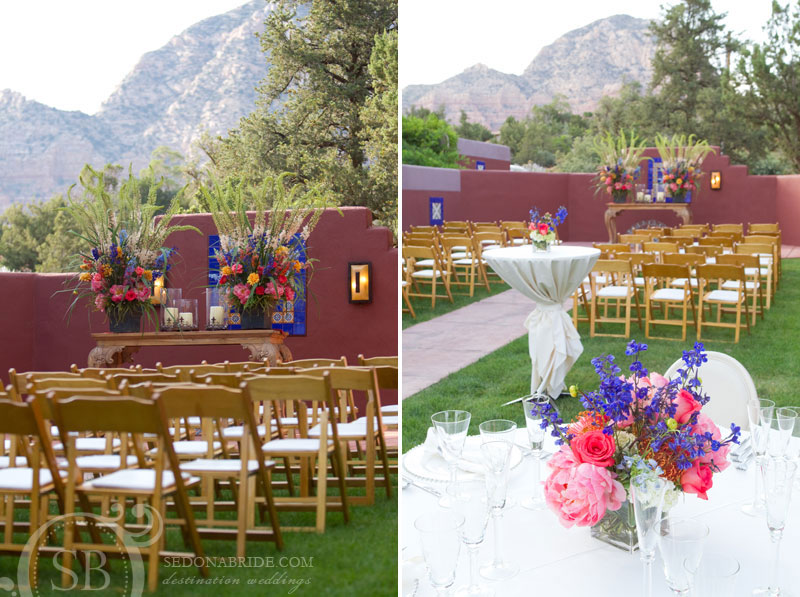 Sedona Wedding Venues: Sedona Rouge Resort And Spa